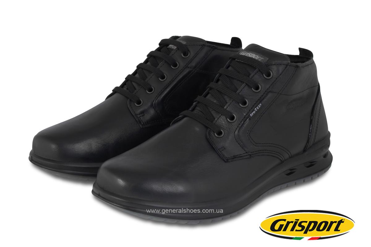Мужские кожаные ботинки Grisport 43015A11tn Active Италия фото 1