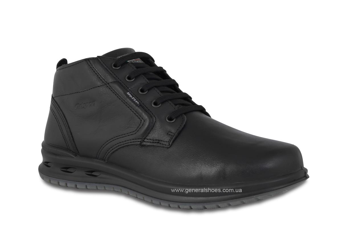 Мужские кожаные ботинки Grisport 43015A11tn Active Италия фото 3