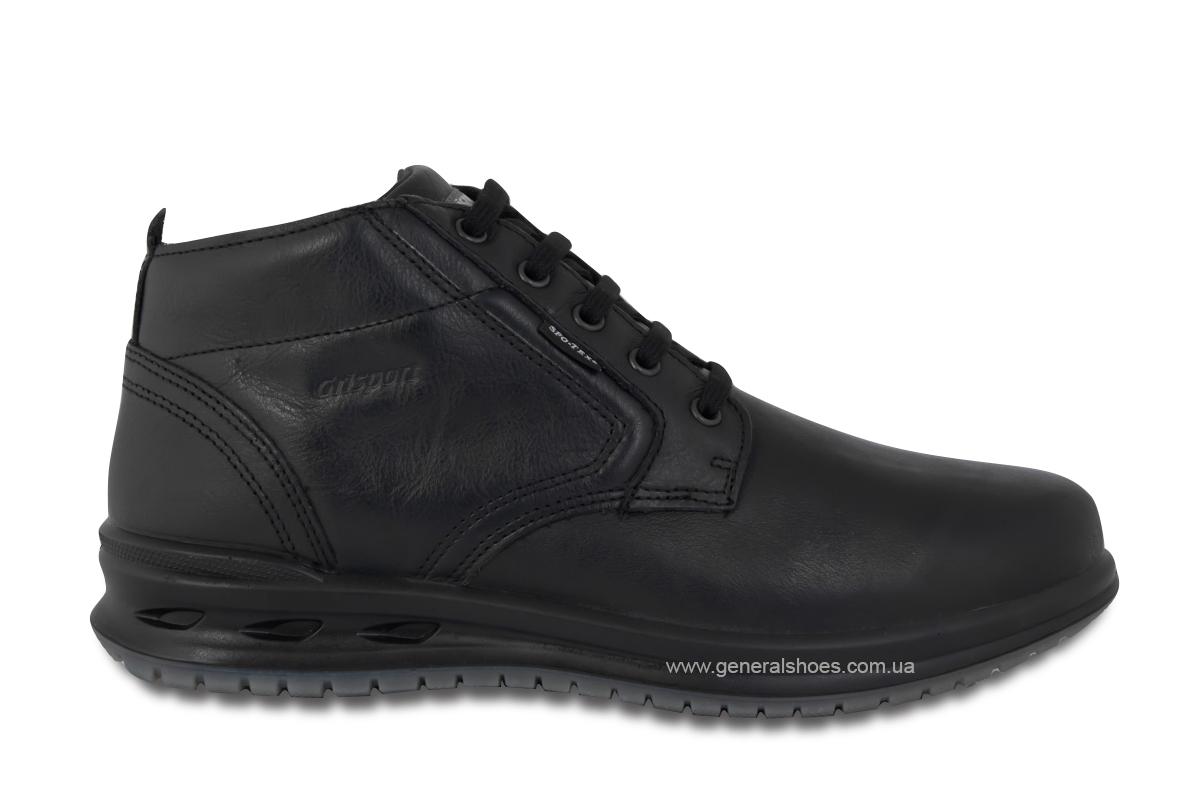 Мужские кожаные ботинки Grisport 43015A11tn Active Италия фото 4