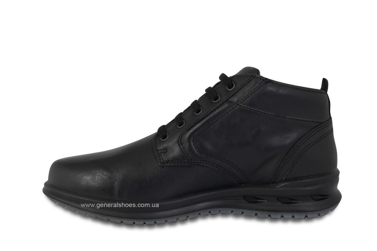 Мужские кожаные ботинки Grisport 43015A11tn Active Италия фото 7