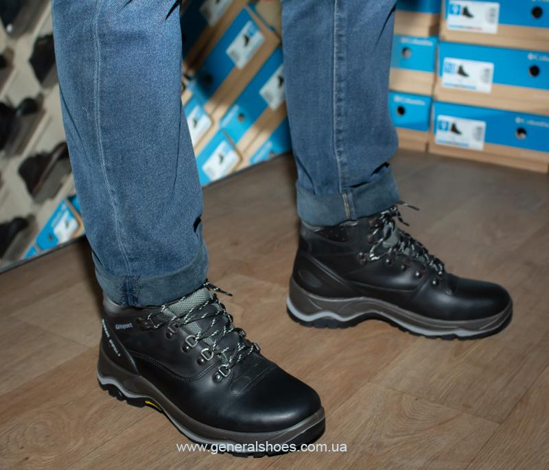 Мужские кожаные ботинки Grisport 11205D144n Vibram Италия