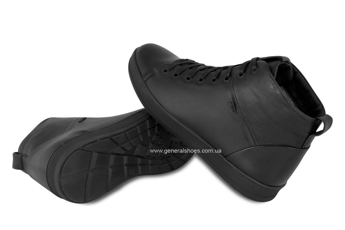 Мужские зимние кожаные ботинки Ed-Ge 551 фото 2