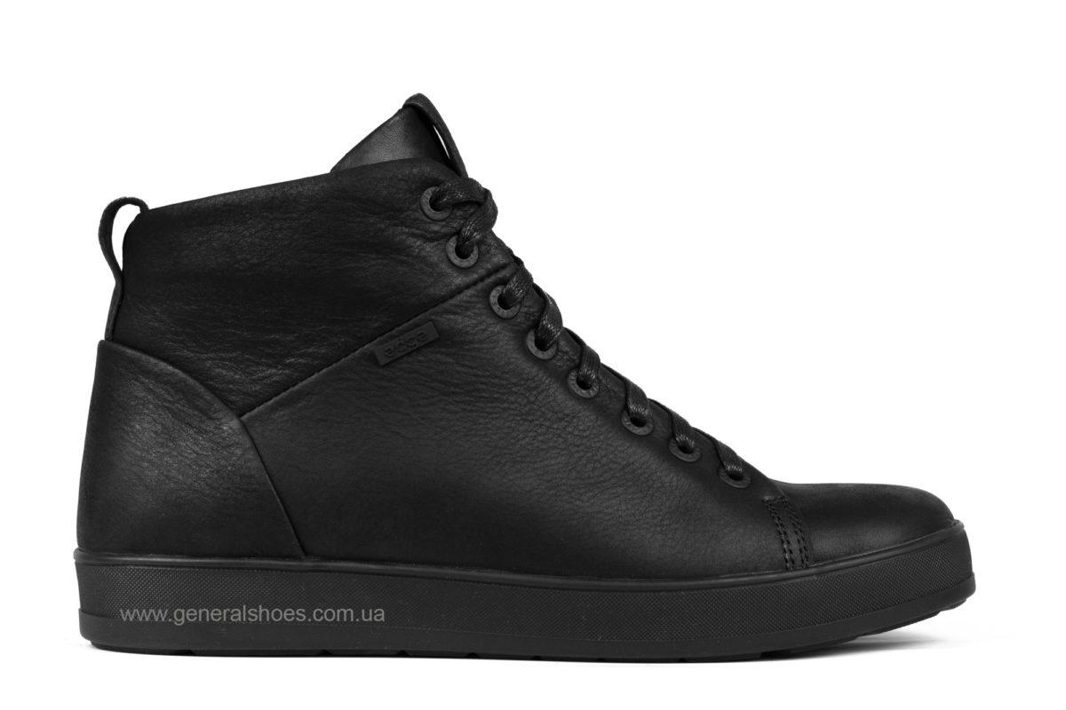 Мужские зимние кожаные ботинки Ed-Ge 552M фото 1
