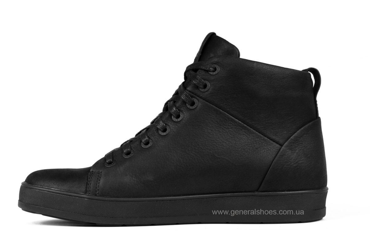 Мужские зимние кожаные ботинки Ed-Ge 552M фото 3