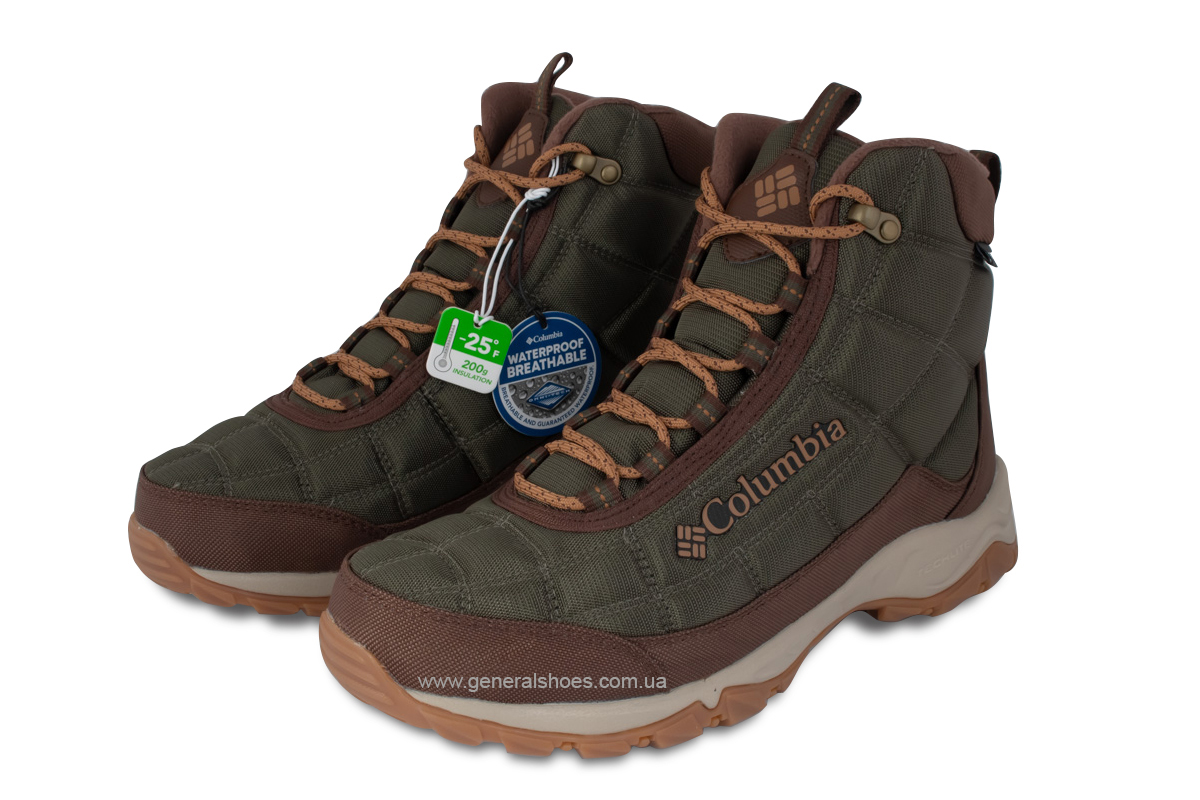 Мужские ботинки Columbia FIRECAMP BOOT BM1766-213 фото 1