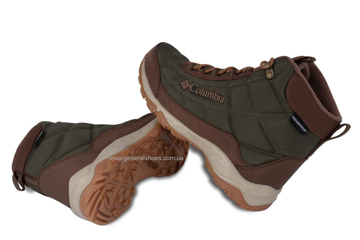 Мужские ботинки Columbia FIRECAMP BOOT BM1766-213 фото 2