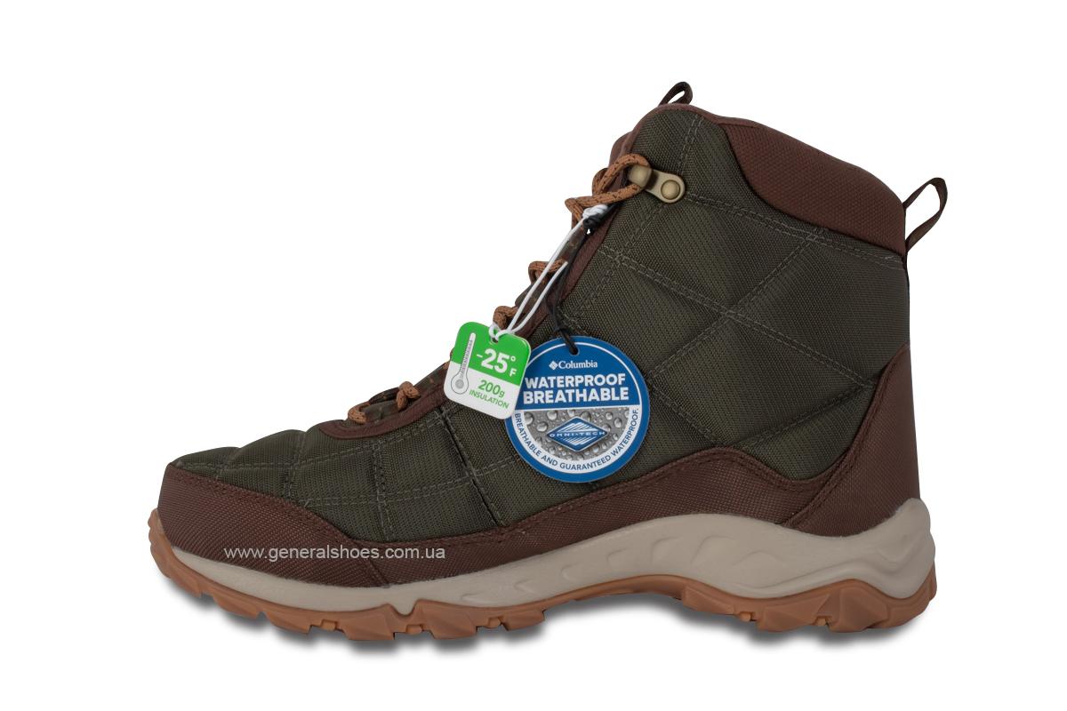 Мужские ботинки Columbia FIRECAMP BOOT BM1766-213 фото 7