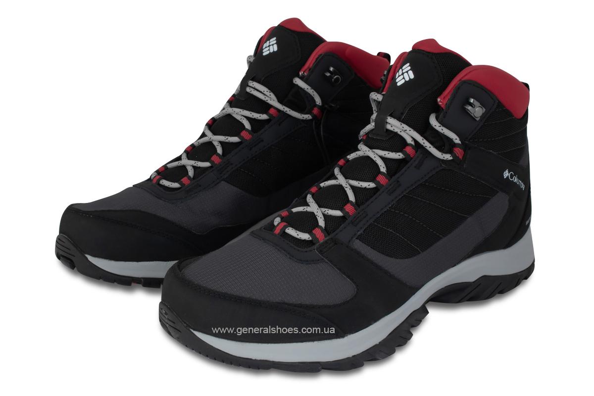 Мужские ботинки Columbia TERREBONNE II SPORT MID OMNI-TECH BM5520-010 фото 1