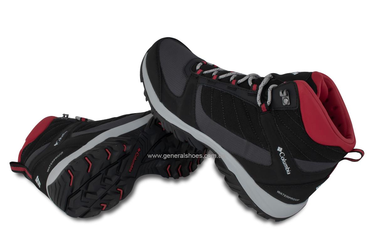 Мужские ботинки Columbia TERREBONNE II SPORT MID OMNI-TECH BM5520-010 фото 2