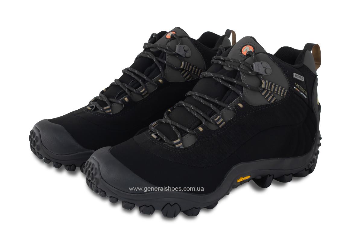 Мужские зимние ботинки Merrell Chameleon Thermo 6 J87695 фото 1