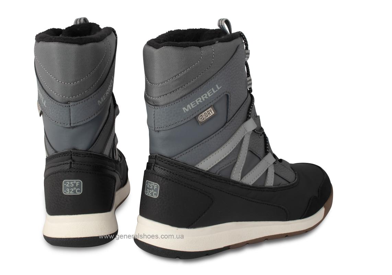 Зимние ботинки Merrell M-Snow Crush WTRPF MK259170 Original фото 2
