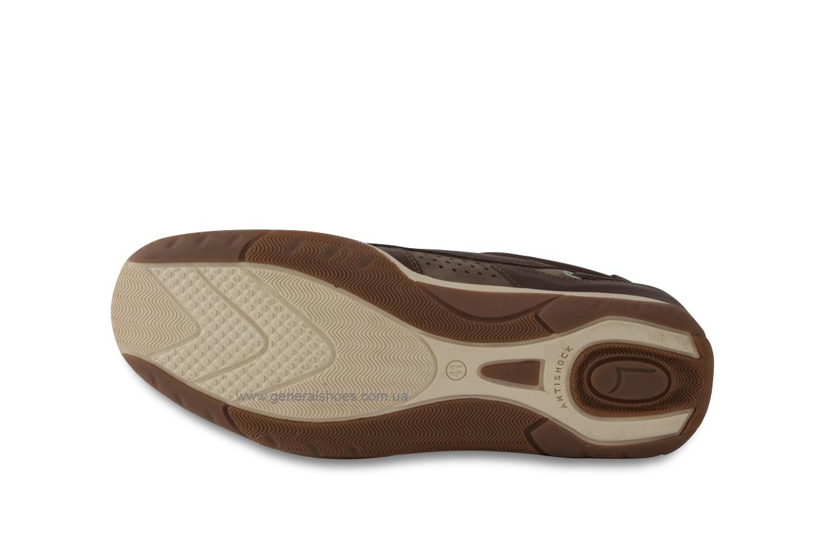Мужские кожаные мокасины Grisport 8508-237MP Aerata Италия фото 8