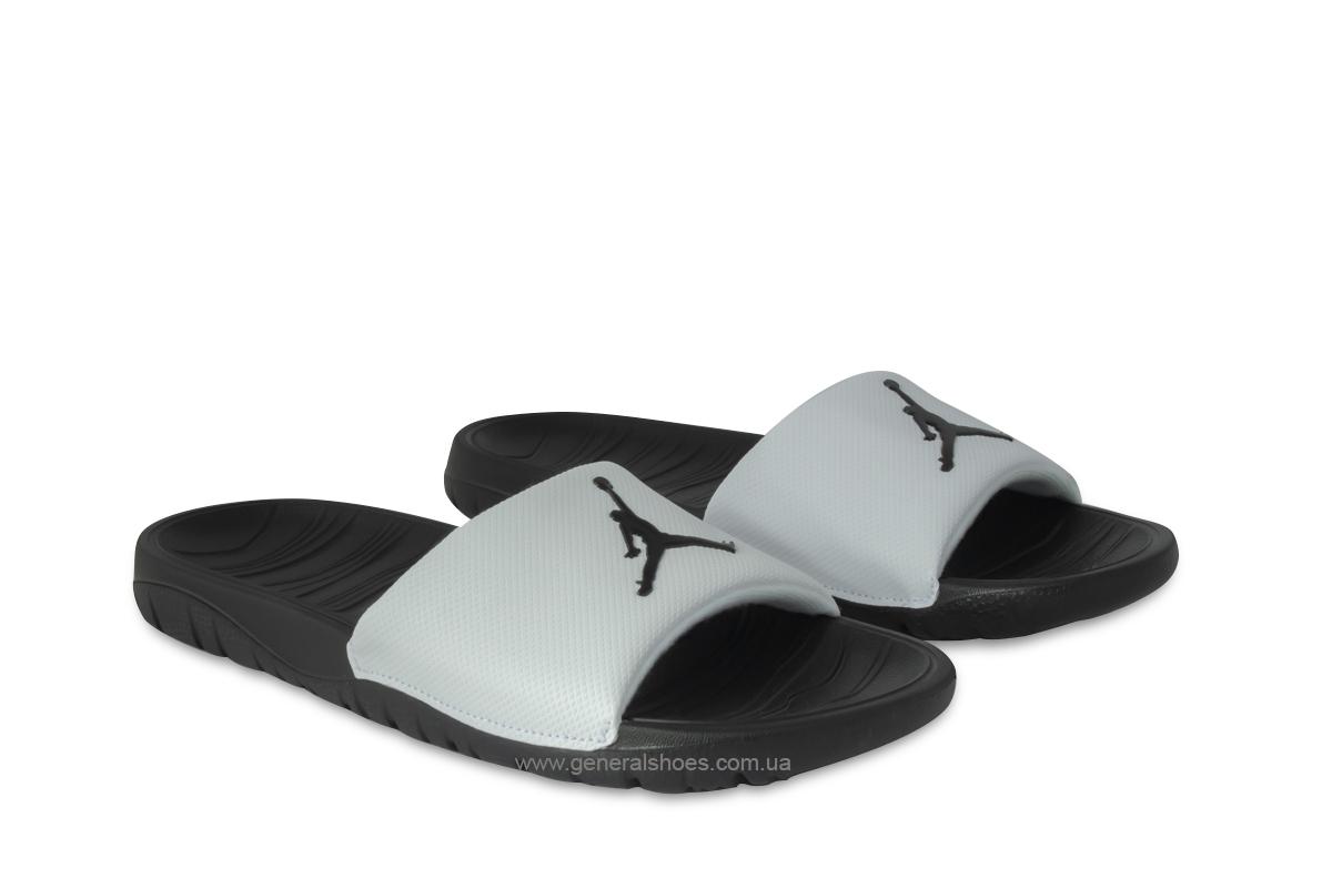 Мужские шлепанцы Jordan Break Slide AR6374-100 (оригинал) фото 1