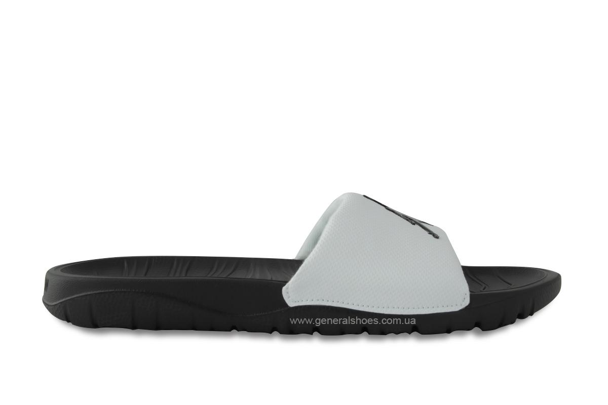 Мужские шлепанцы Jordan Break Slide AR6374-100 (оригинал) фото 3