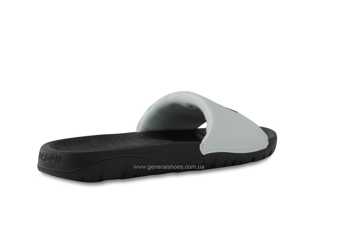 Мужские шлепанцы Jordan Break Slide AR6374-100 (оригинал) фото 4
