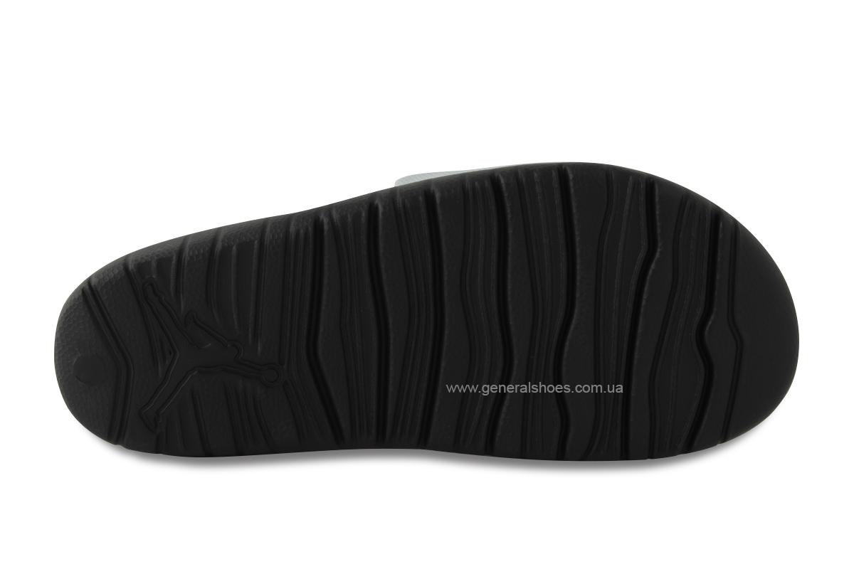 Мужские шлепанцы Jordan Break Slide AR6374-100 (оригинал) фото 5