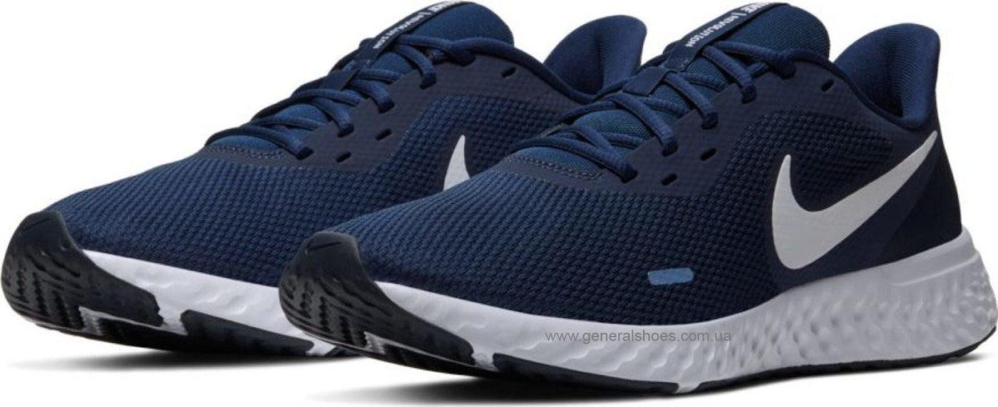 Кроссовки Nike Revolution 5 BQ3204-400 (Оригинал) фото 3