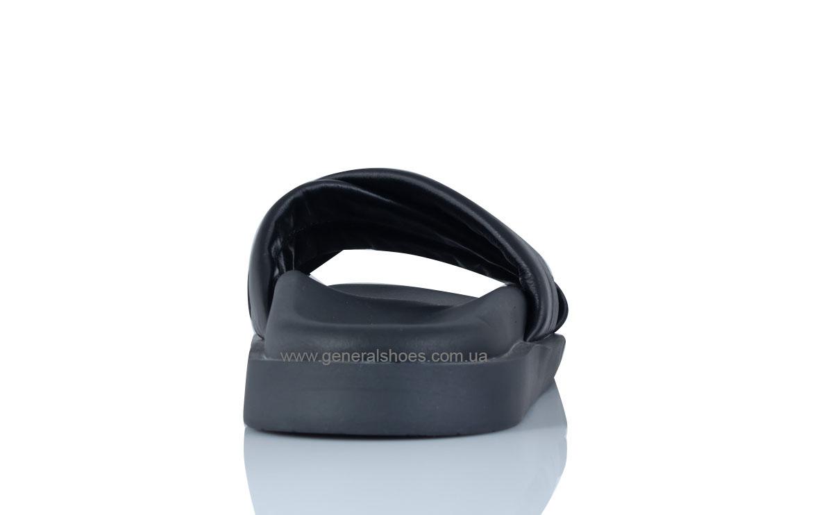 Женские кожаные шлепанцы G-30-1 фото 5
