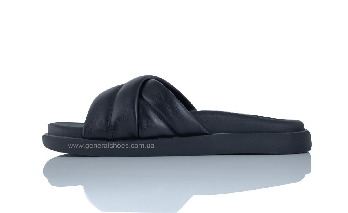 Женские кожаные шлепанцы G-30-1 фото 6