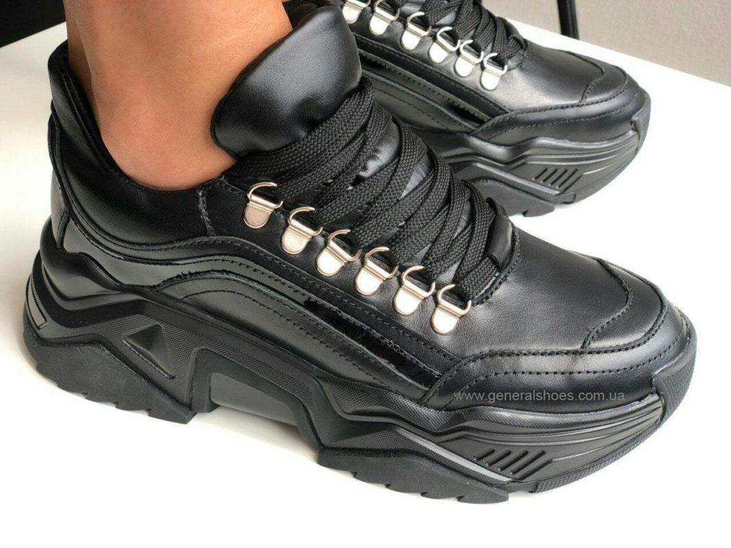 Женские кожаные кроссовки FR 235 фото 1