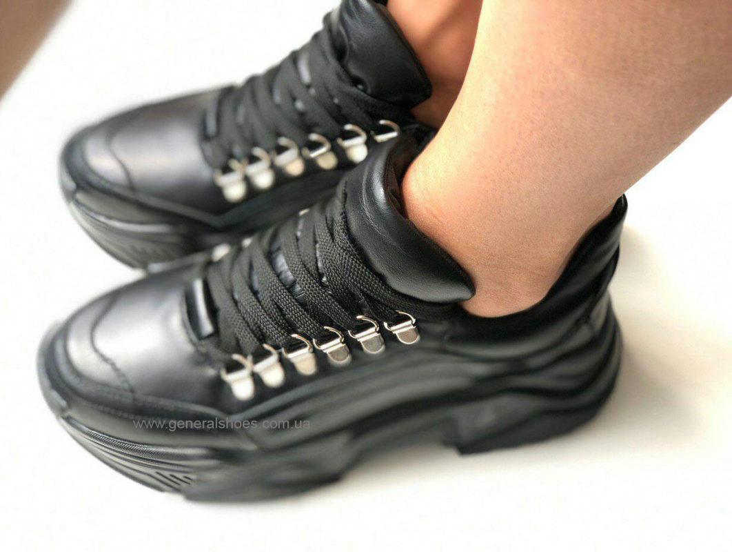 Женские кожаные кроссовки FR 235 фото 2