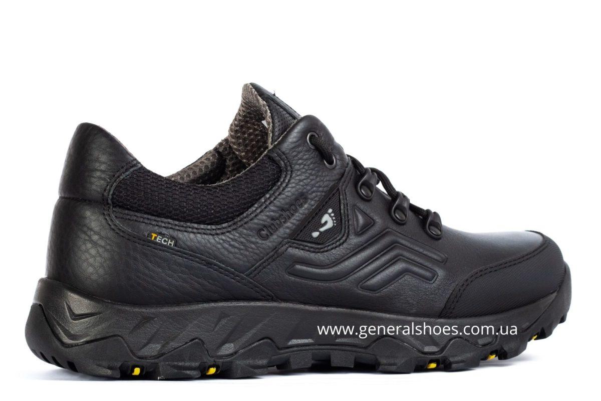 Мужские кожаные кроссовки Clubshoes 2021 фото 2
