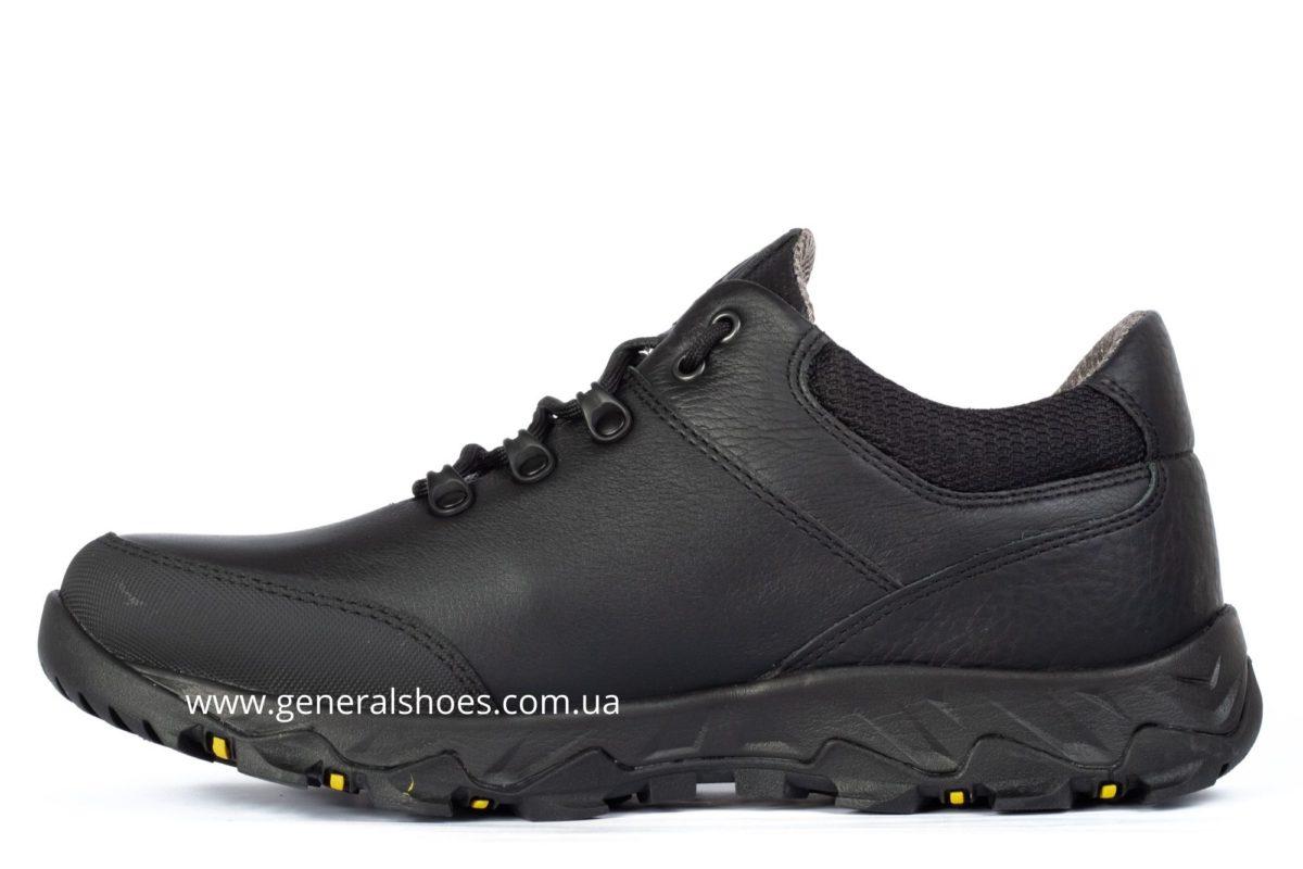 Мужские кожаные кроссовки Clubshoes 2021 фото 3