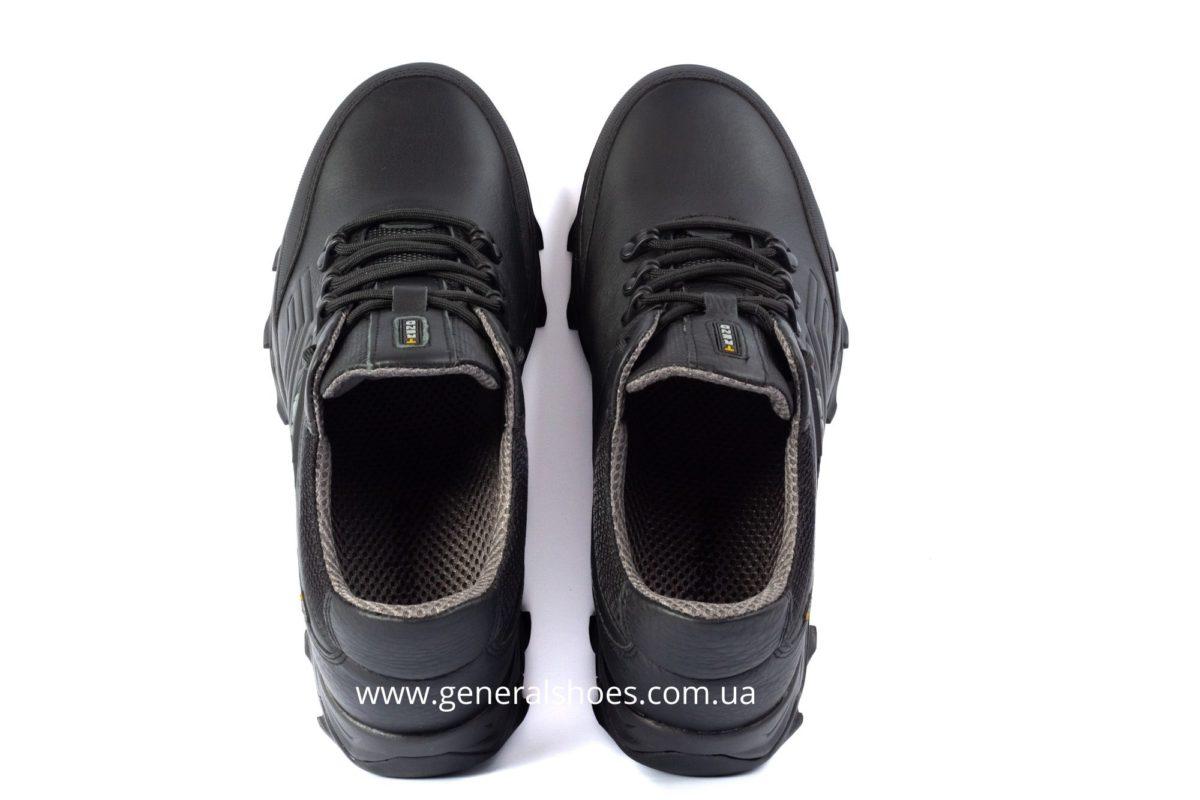 Мужские кожаные кроссовки Clubshoes 2021 фото 4
