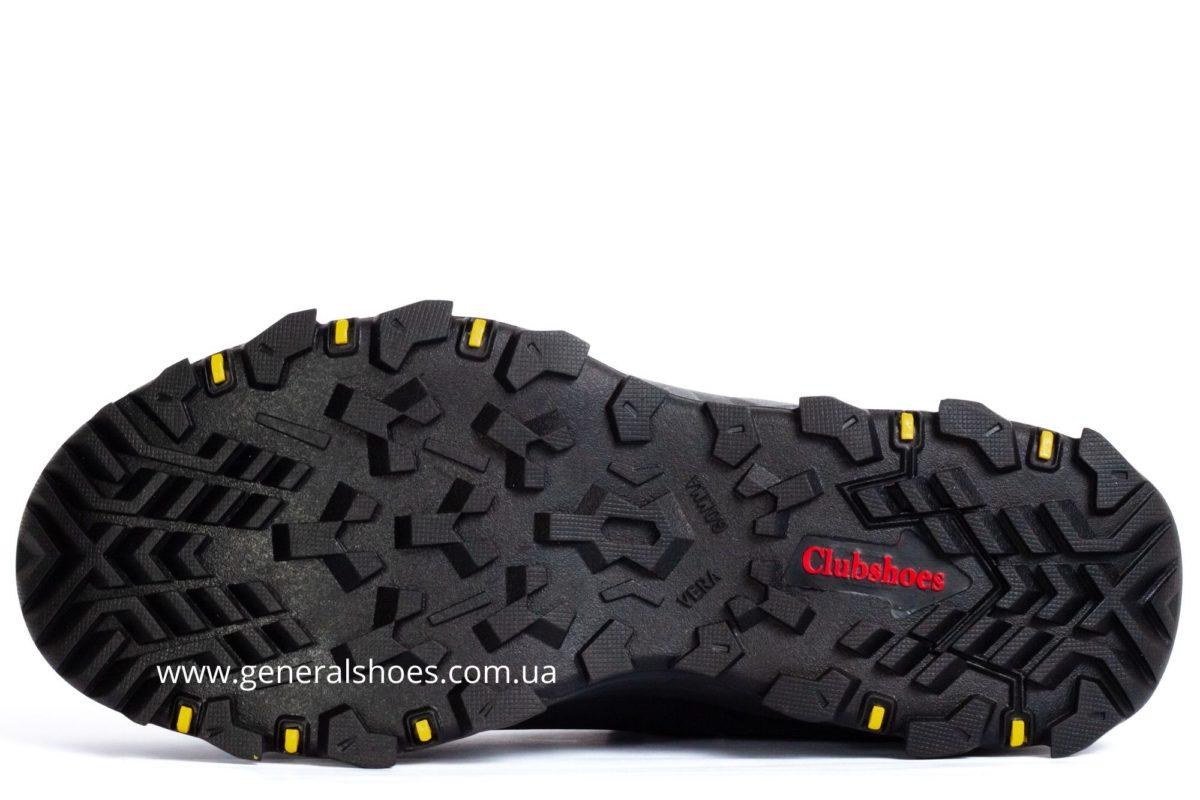 Мужские кожаные кроссовки Clubshoes 2021 фото 5