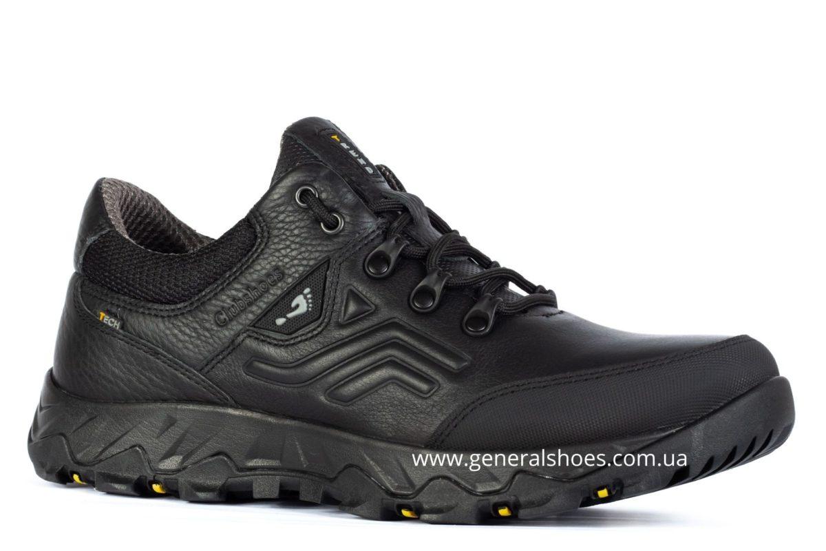 Мужские кожаные кроссовки Clubshoes 2021 фото 7