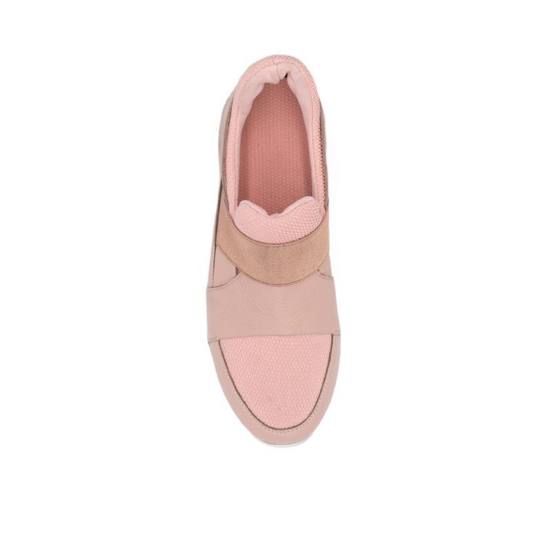 Кроссовки женские кожаные V 790-2066-42 фото 3