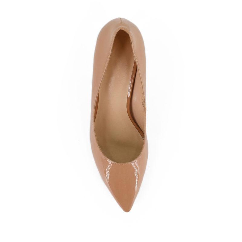 Туфли женские кожаные V 02-863-01-5-145 фото 3