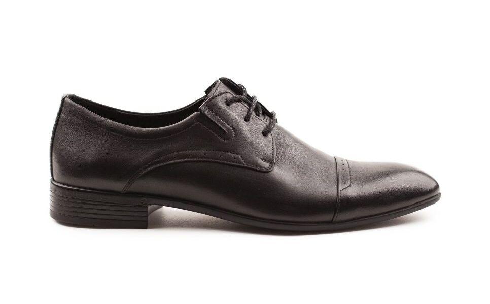 Мужские кожаные туфли VL 380-7004-20