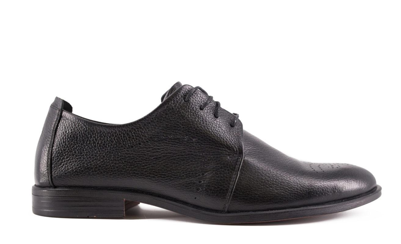 Мужские кожаные туфли VL 741-6236-55