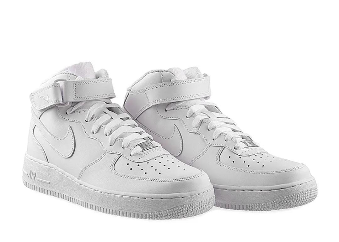 Кроссовки Nike AIR FORCE 1 MID 07 фото 1