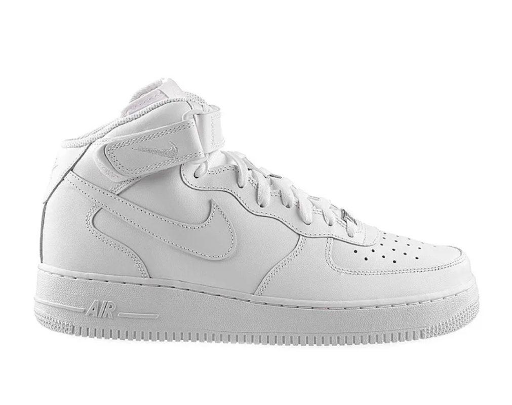 Кроссовки Nike AIR FORCE 1 MID 07 фото 2