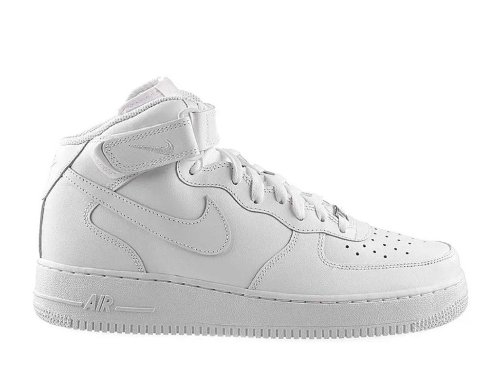 Кроссовки Nike AIR FORCE 1 MID 07 фото 3