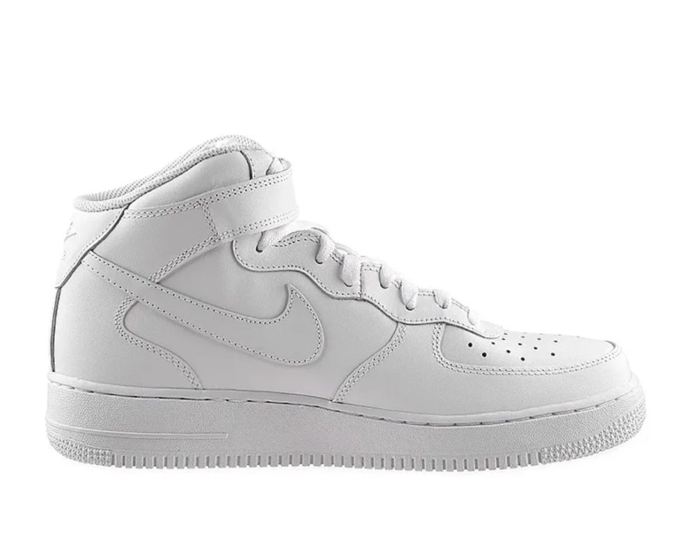 Кроссовки Nike AIR FORCE 1 MID 07 фото 4