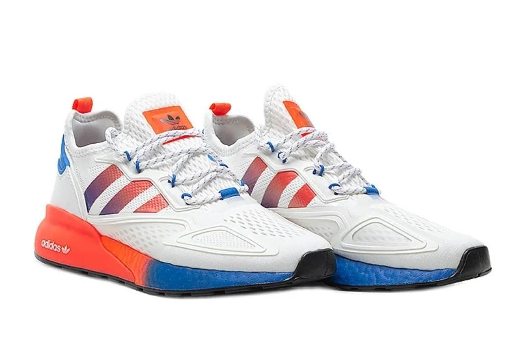 Кроссовки Adidas ZX 2K BOOST SHOES фото 1