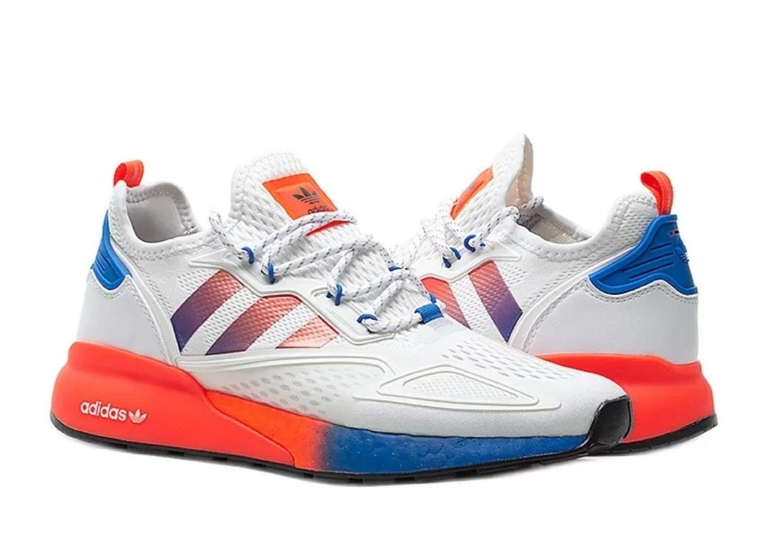 Кроссовки Adidas ZX 2K BOOST SHOES фото 2