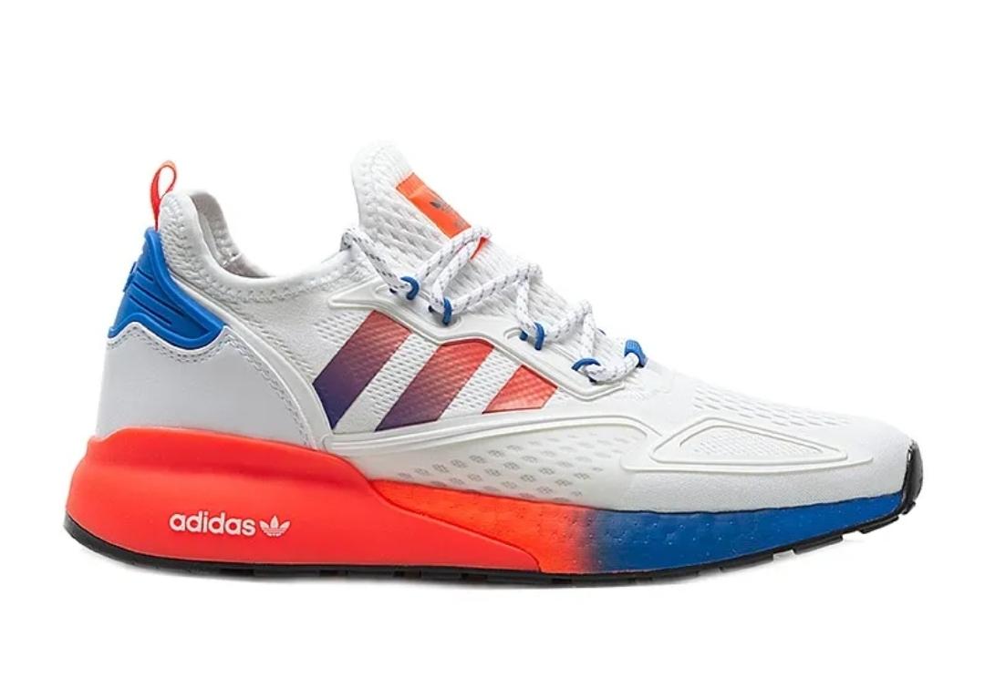 Кроссовки Adidas ZX 2K BOOST SHOES фото 3