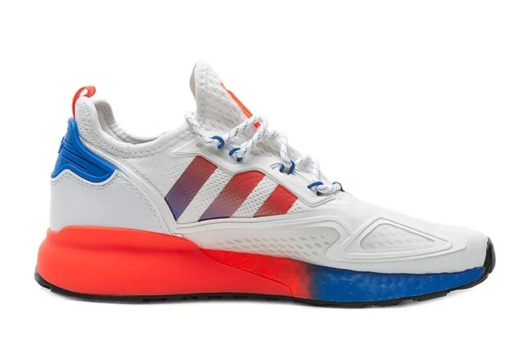 Кроссовки Adidas ZX 2K BOOST SHOES фото 4