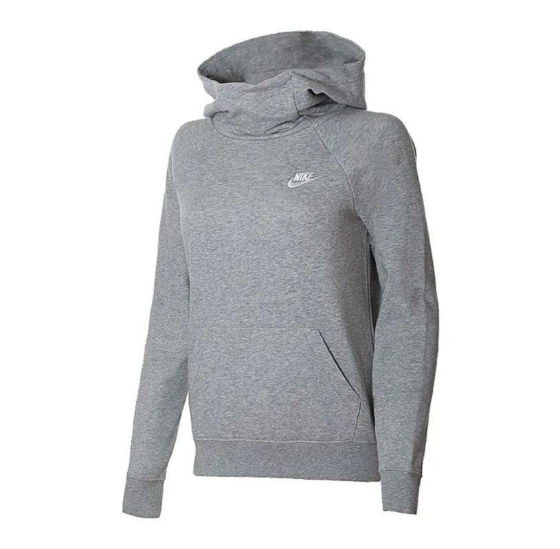 Толстовка Nike W NSW ESSNTL FNL PO FLC фото 1