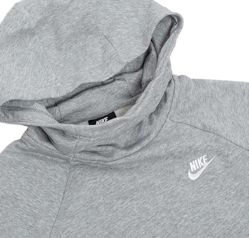 Толстовка Nike W NSW ESSNTL FNL PO FLC фото 3